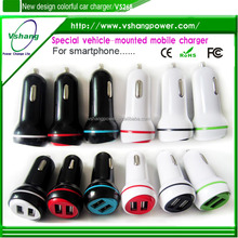 Mobile Phone Use and Electric,mini usb car charger Type mini usb car charger