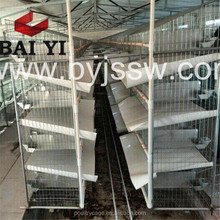 Galvanized Industrial Rabbit Breeding Farming Cage And Cheap Battery Cage For Sale
