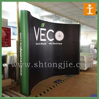 Oval PVC Pop up Banner,PVC Pop up Banner,Trade show Display Banner