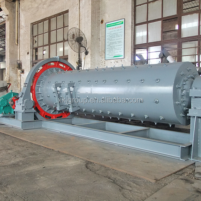 Good performance silica sand ball mill supplier provide small dry ball mill