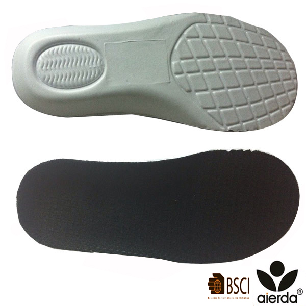 Anti-bacterial Non-slip Soft Kids Shoe Insoles