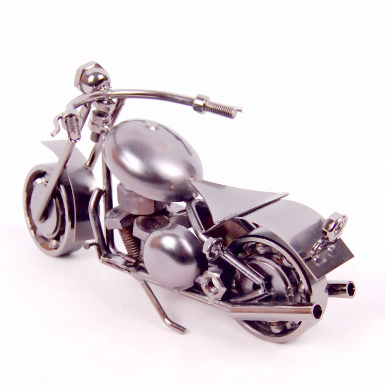 wroght iron high-end motorcycle models,home decoration T03