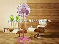 guangzhou factory 10 inch stand fan South American Fan