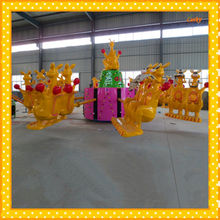 Cheap commercial!!!Interesting new amusement park jumping rides/Sports entertainment amusement park Kungfu Panda jumping rides