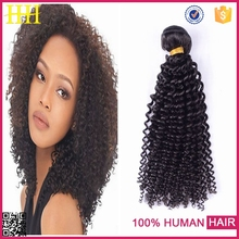 Unprocessed wholesale cheapest human hair pieces full head cheap virgin indian hair afro kinky hair for braiding