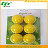 Promotional pu golf ball/Color pu foam stress ball/large golf ball