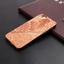 Stylish custom design 100% natural natural bamboo smartphone keyboard case for iphone 5,for iphone 6,for iphone 6plus