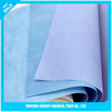 short width nonwoven fabric