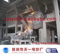 EAF-0.5 t Electric Arc Furnace