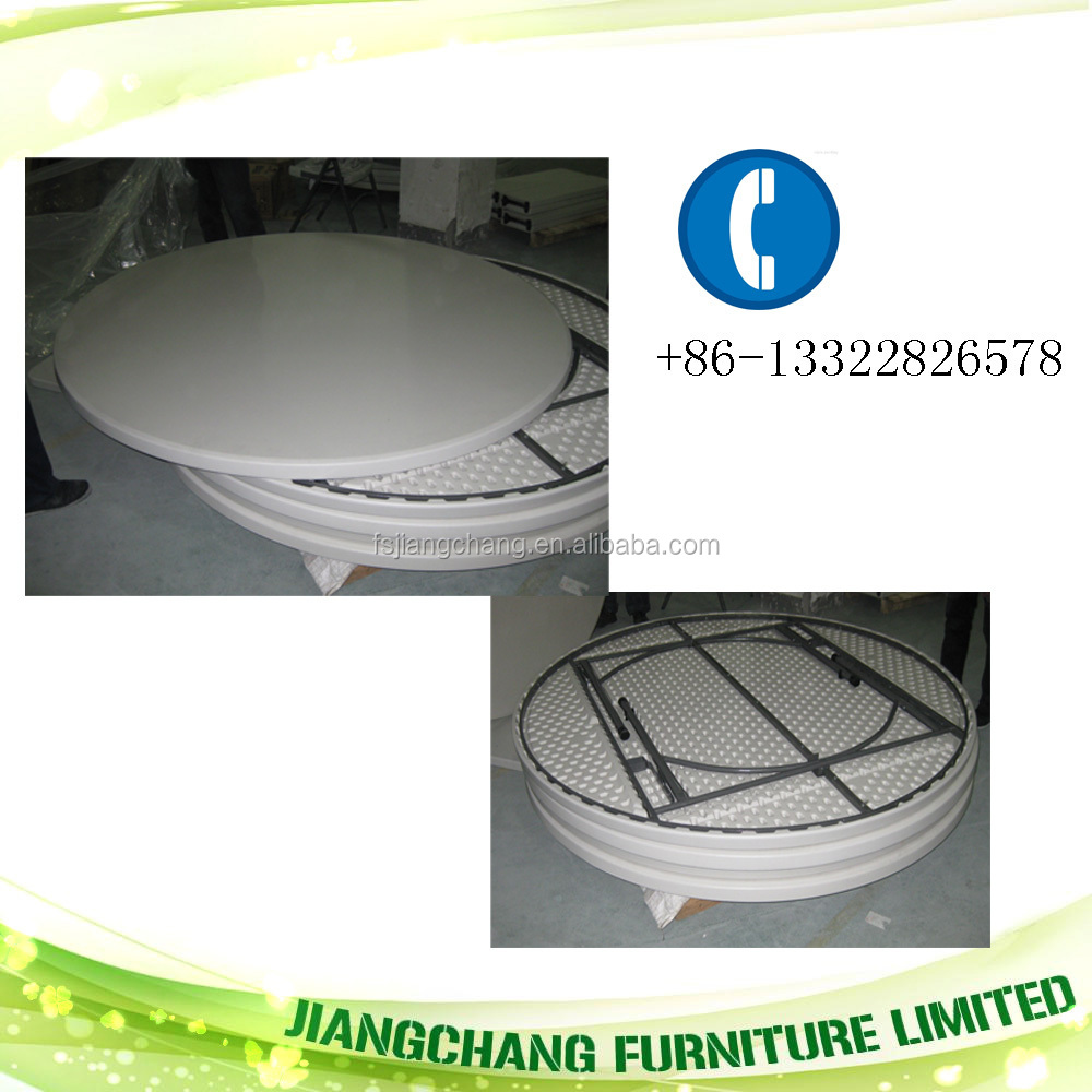 Event Used Round Banquet Tables