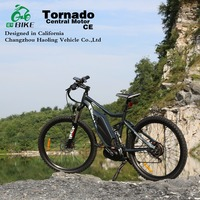 Tornado 48v 5000w e bike conversion kit
