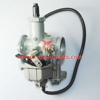 30mm Carb Carburetor For 200cc 250cc Chinese ATV Dirt Bike w/Cable Choke Lever PZ30