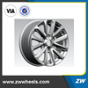 ZW-B163 17 inch alloy wheels from China, 6x139.7 rims