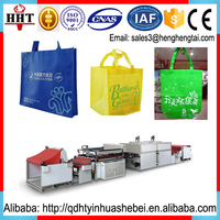 High quality digital Non-woven fabric screen printing machine