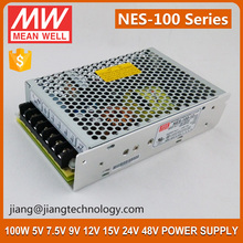 Meanwell 100W 48V DC 2.3A Universal Power Supply NES-100-48
