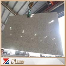 Polished China G655 White Granite Slab