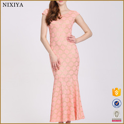 slim fit women long dresses for women pink maxi dress