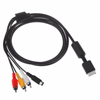 Male to male stereo AUX 3.5mm audio cable with volume control