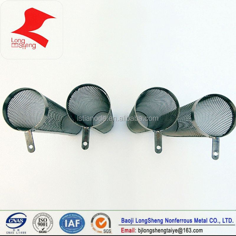 clamp titanium anodizing rack titanium anode for electrolysis