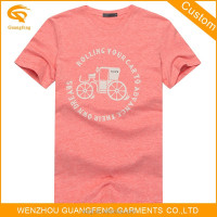Oem Clothing Wholesale Made In China Pink T Shirts