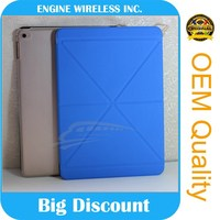 High quality pu leather case for ipad mini 2 case, for case ipad mini