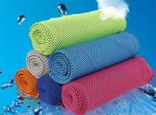 Wholesale 32*92cm Sports Cooling Towel Exercise Sweat Summer Ice Cool Towel PVA Hypothermia Cold Towels