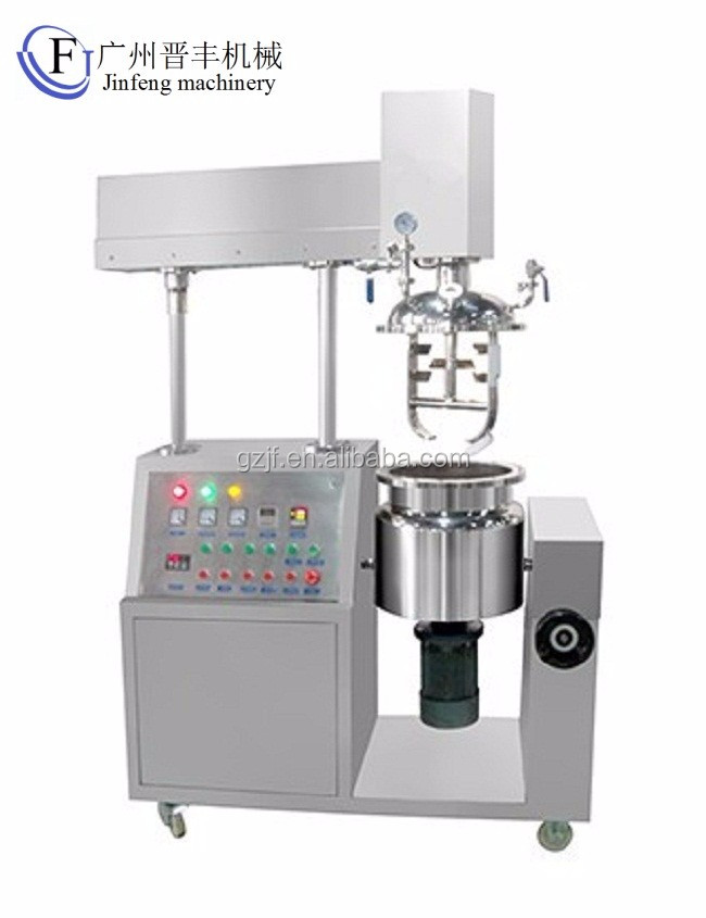 Guangzhou Jinfeng Emulsifier mixer equipment for mayonnaise making manufacturers