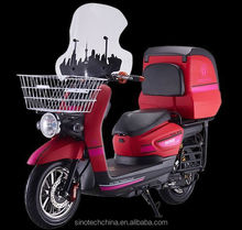 trade assurance factory customize 2000W pizza cargo EEC delivery scooter
