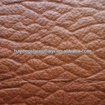synthetic bronzing suede fabric with T/C kniting fabric bonded for seat cover and sofa