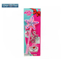 Girls favorite gifts magic stick toy with light & music