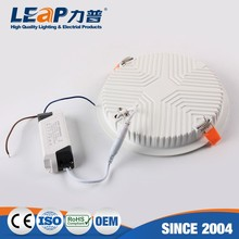 Popular Design 8 Inch 32W Dimmable Led Panel Light Round