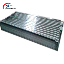 0.1-0.2mm thickness Low cost galvanized corrugated zinc roofing sheet /roof sheet price/aluminum zinc price per meter