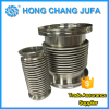 DIN standard PN16 flange joint metal bellows corrugated compensator