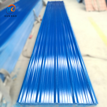 New style excellent heat insulation APVC lightweight roofing slate tile