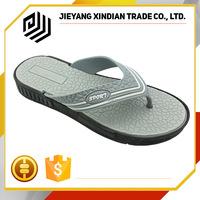 cheap wholesale new models plastic flip flops slippers for man