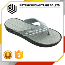 cheap wholesale new models plastic flip flops slippers for man