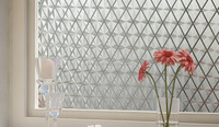 decorative / fashionable glass film for window