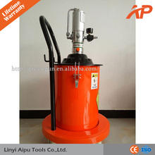 New Condition air operated high pressure grease pump