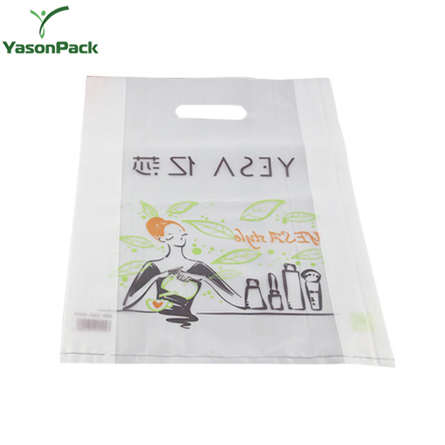Customizable Sublimation Shopping Freezer Ldpe Drawstring Cloth Carrying Ecological Bag