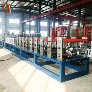 Best selling screw joint bolted metal building material making machine
