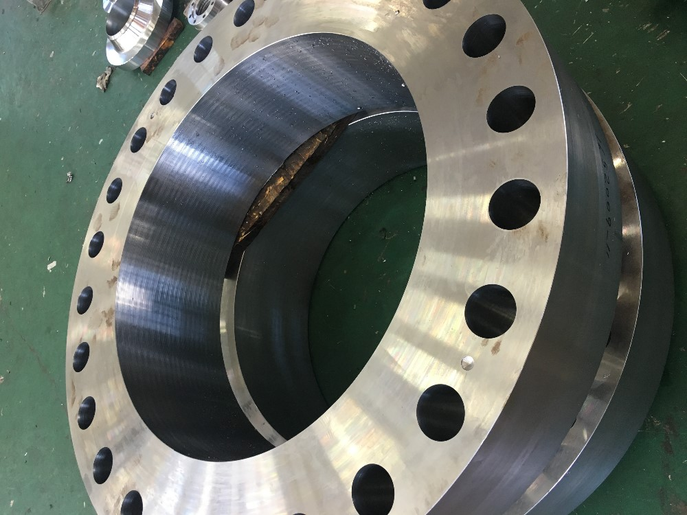 Asme b welded forged steel ring flange buy stainless