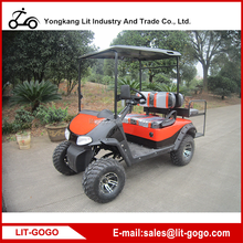wholesale customize 2 or 4 seats electric powered golf cart /popular mini cars for sale