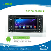 "7"" Android 4.2.2 TFT Screen Car DVD for VW Tourage,T5,Transporter with Gps Navi,3G,Wifi,Bluetooth,Ipod Support DVR"