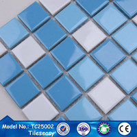 TC-25002 japanese cheapest 5mm mini ceramic mosaic tiles with price