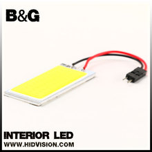 Car Interior Bulbs 24 LED COB Super Bright Dome Lights Reading Door Light Panel Lights