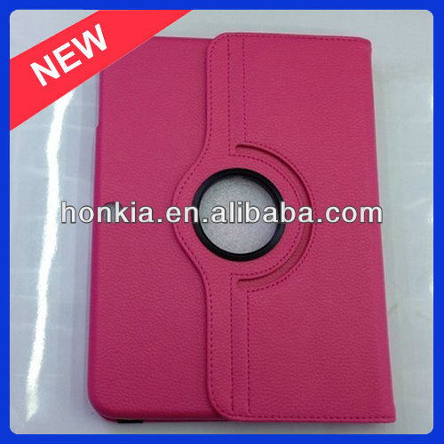 Hot Selling High Quality For Samsung Galaxy Tab 3 10.1 P5200 Rotating PU Leather Case