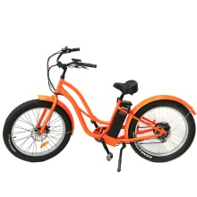 26inch new model cheap electric beach cruiser bike bicycle