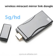 high quality miracast dongle wifi display adapter made in China