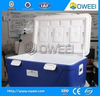 High quality Low temperature freezing dry ice bin OEM available