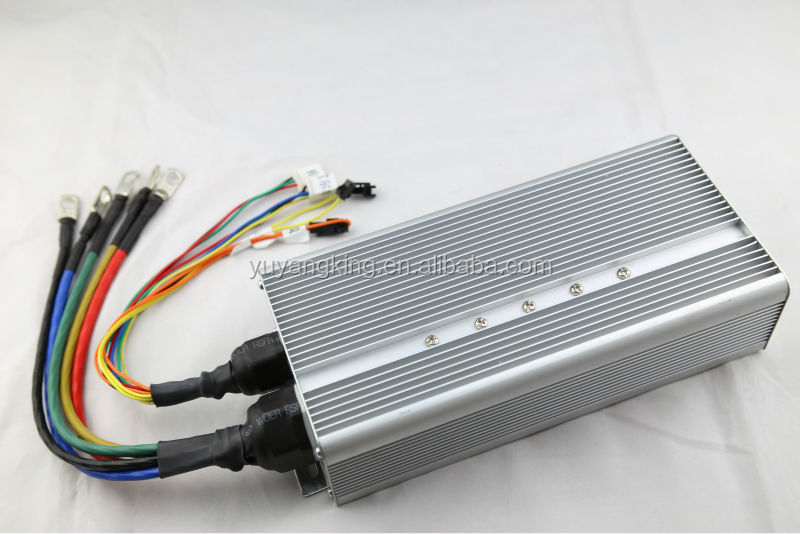 Hot sale electric vehicle 48V dc motor controller for e bikes/bicycles